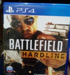 Battlefield HARD LINE игра для PS4