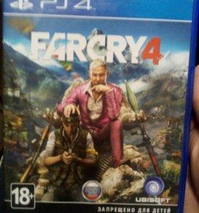 Far Cry 4 игра для PS4