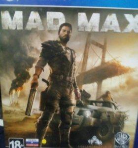 Mad Max игра для PS4