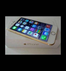 iPhone 6 Plus Gold-64 Gb