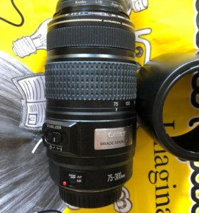 Canon EF 75-300mm 4-5.6 IS
