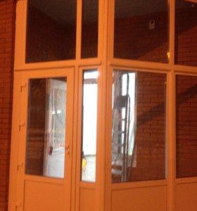 Окна ПВХ,Остекление балконов и лоджий .