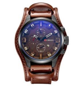 Кварцевые наручные часы CURREN 8225 новые