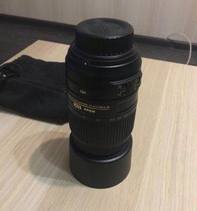 Объектив Nikon 55-300mm