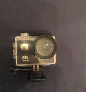 Экшн-камера 4К