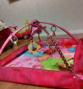 Развивающий коврик TinyLove моя принцесса