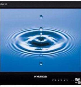 Hyundai model H-TV 2103 C пультом