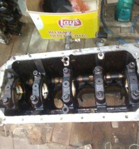 Блок двиготеля змз402