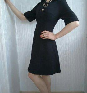 Стильное платье-поло Love Republic