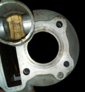 Головка двиготеля 50 куб. Китайского скутера
