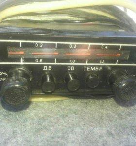 Радио приемник СССР