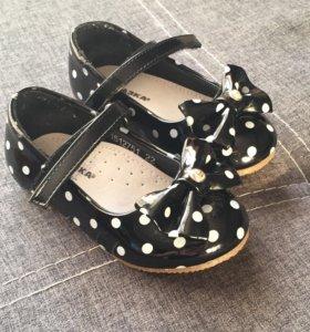 сандальки для юной модницы