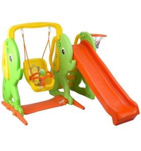 Детский комплекс слоник