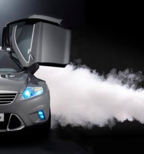 """Устранение неприятных запахов в авто """"Сухой туман"""""""