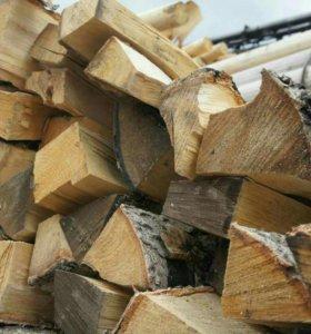 Березовые дрова Отличного качества