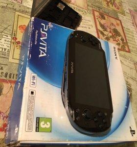 PS Vita WiFi
