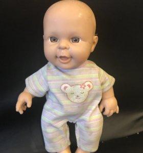 Кукла пупс интерактивный
