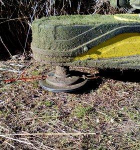 Скос травы на Садово огородных участках,кладбищах.