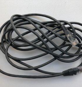 Компьютерный сетевой кабель 3 метра