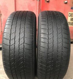 Bridgestone Dueler H/T 684 2 265/60/18 2 шт