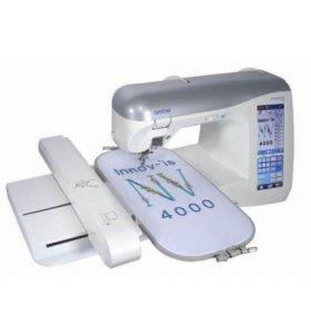 Швейно-вышивальная BROTHER INNOV-'IS NV-4000
