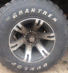 Dunlop Grantrek