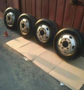 Продам шины 205/75 R16LT