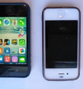 Айфон 4 и4s
