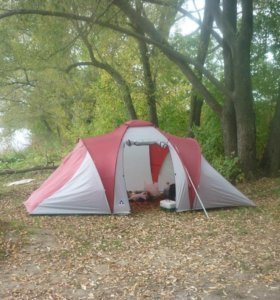 Палатка 2х комнатная