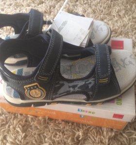 Новые сандали Coolclub