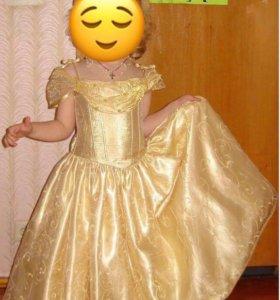 Выпускное платье. Рост 116.
