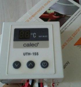 Теплый пол с терморегулятором
