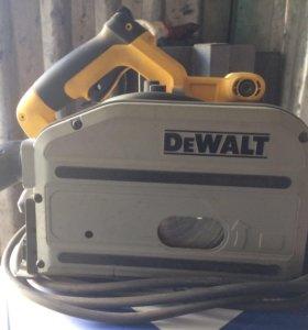 Пила дисковая DE WALT DWS 520