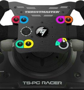 Руль игровой Thrustmasrer TS-PC Racer новый