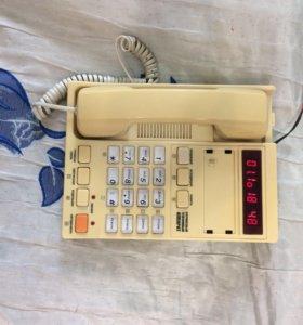 Телефон с определительным номером