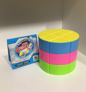 Кубик Рубика цилиндр 3x3x3