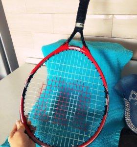 Ракетка для большого тенниса детская 19'