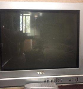 Телевизор 54см