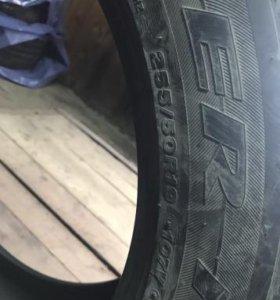 Шины RunFlat Bridgestone 255/50 R19
