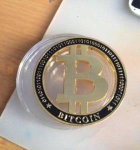 Коллекционный Bitcoin