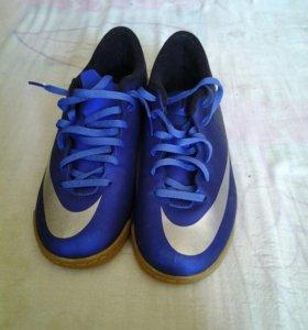 Футзальные бутсы Nike Mercurial CR7
