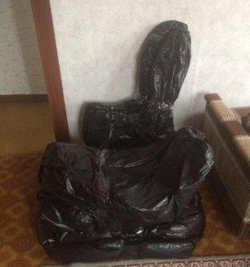 Уголок без стола и стульев