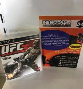 UFC undisputed 3 (PS3, Xbox 360)