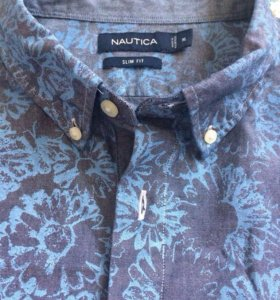 Новая рубашка Nautica