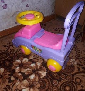 Машинка для девочки