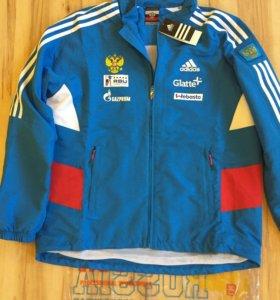 Парадный костюм сборной России по биатлону