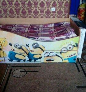 Подростковая кровать (торг)