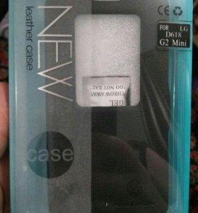 Флип кейс на LG G2 mini новый на магните