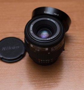 AF Nikon 35-70mm 1:3.3-4.5 (MKI)