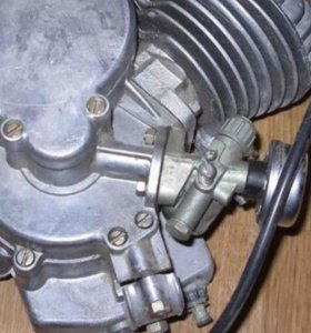 Двигатель от Риги д6